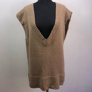 Ann Taylor LOFT pullover vest sweater